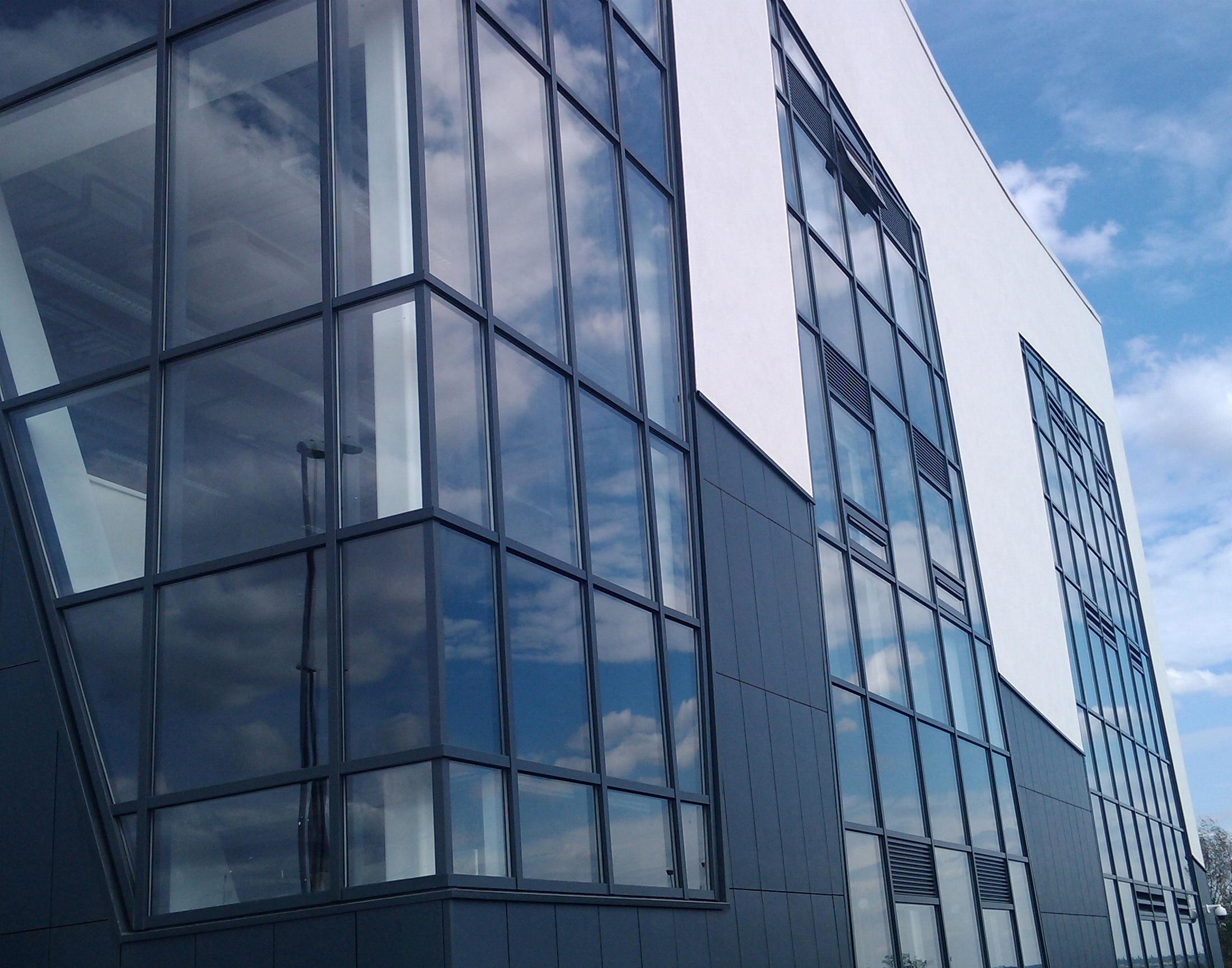 Curtain walling Warrington
