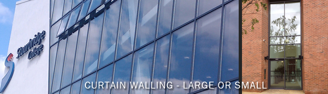 Curtain Walling Manchester Warrington