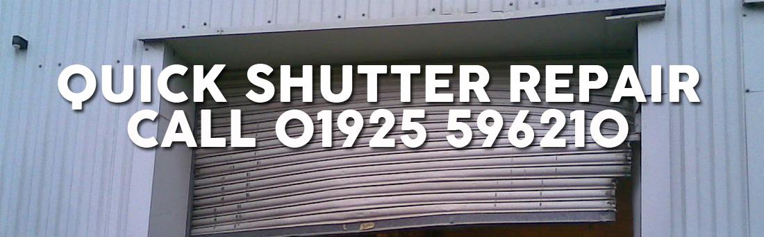 Roller Shutter Door Repair